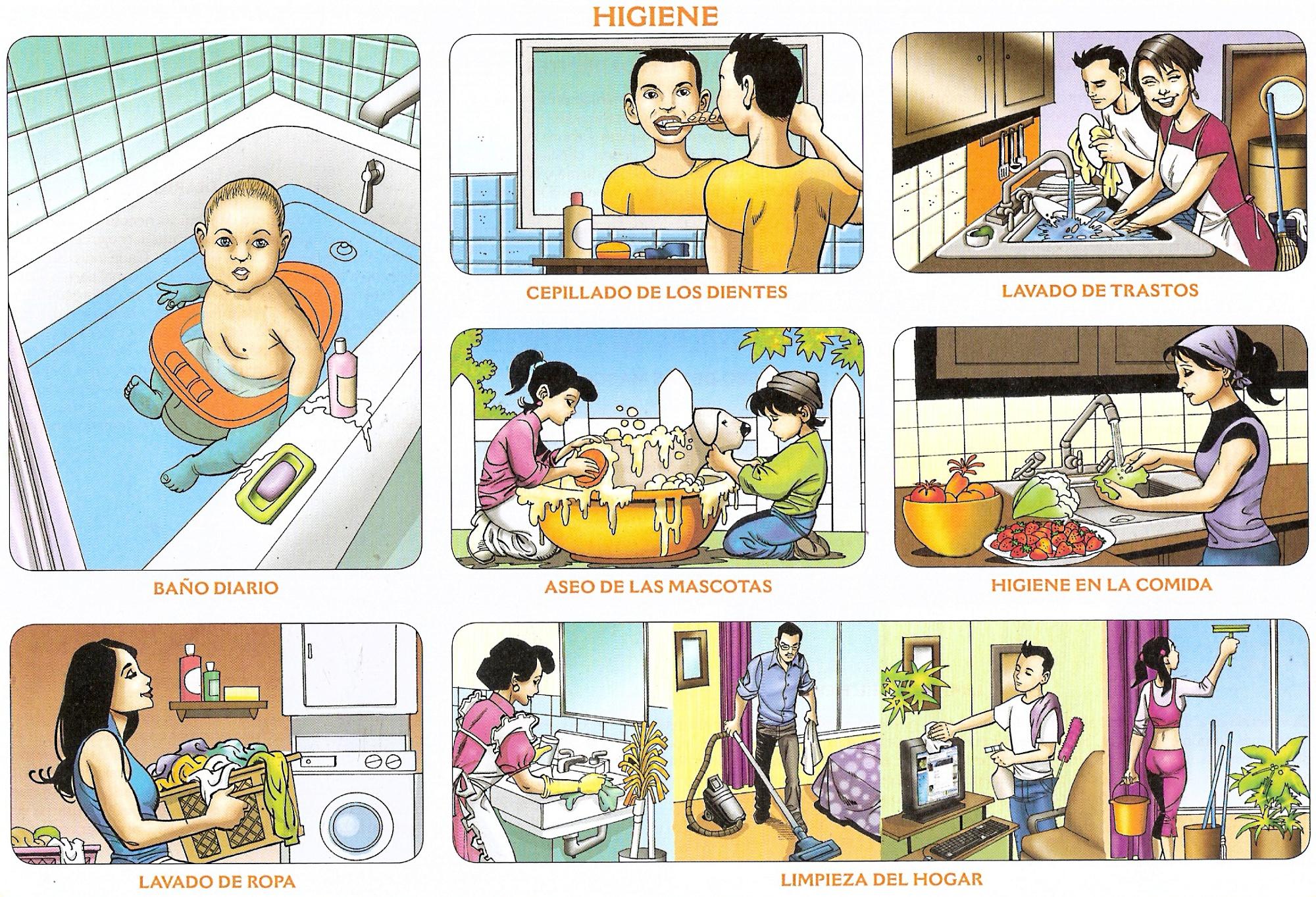 Higiene aplicada a la Educación Física.   504otocar